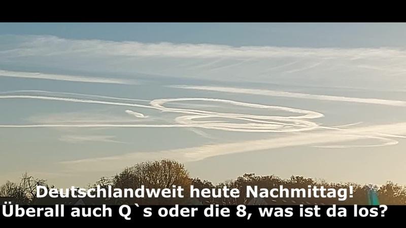 Heute Botschaften am Himmel Deutschlandweit_1080p