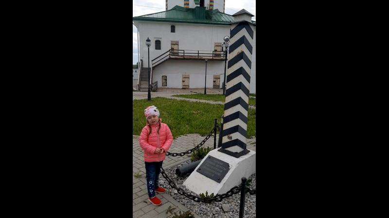 Мария Кобзаренко о Соборной колокольне