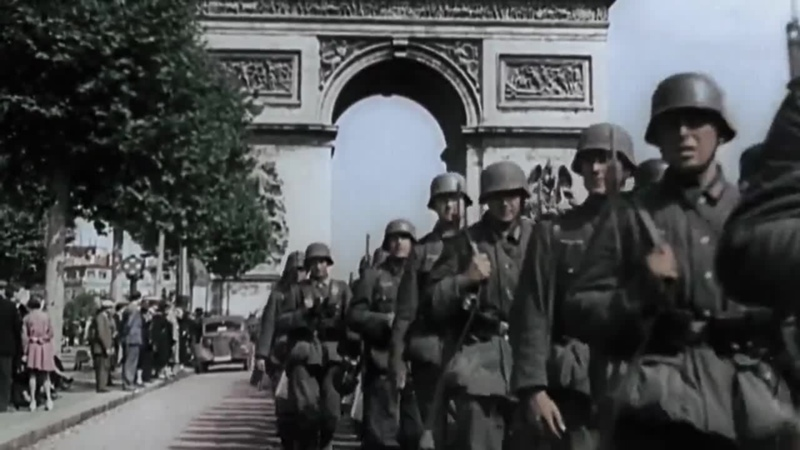Апокалипсис Вторая Мировая Война 2 серия Сокрушительное поражение