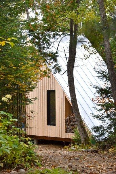 Жилое помещение: микро-дом в Канаде