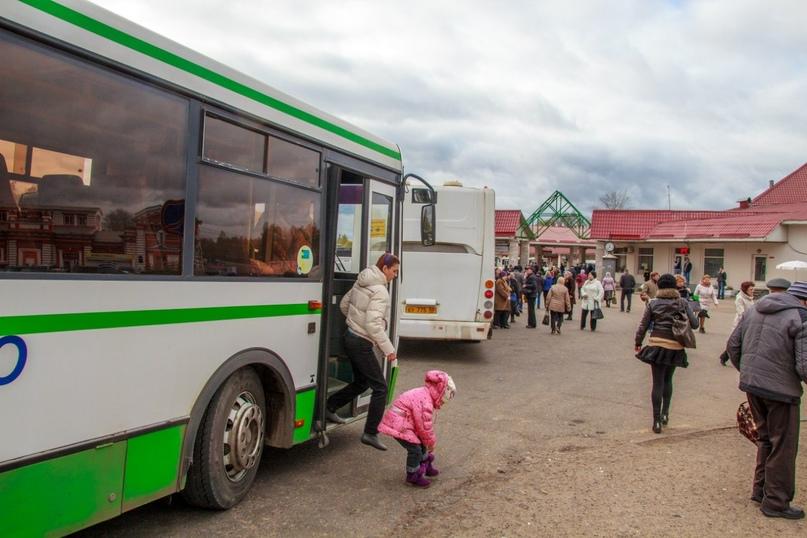 В Дмитрове незаметно для окружающих ремонтируют автовокзал