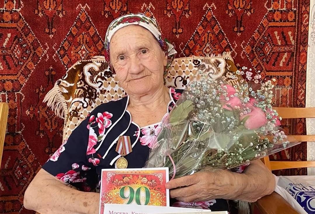 Сегодня поздравления с юбилейным днём рождения принимает долгожительница из Петровска Мария Васильевна СТРУЧКОВА