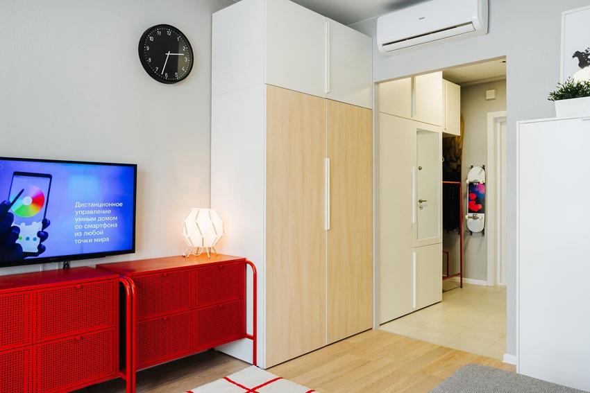 Квартира-студия (шоу-рум) почти 24 кв.