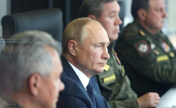 Президент России Владимир Путин подписал указ о ед...
