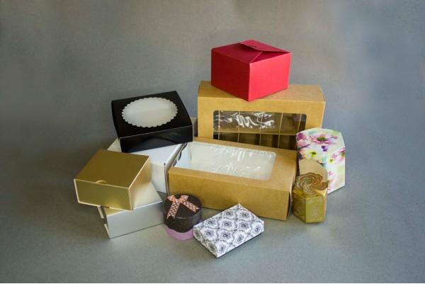 Коробка для цепочки подарочная в Москве