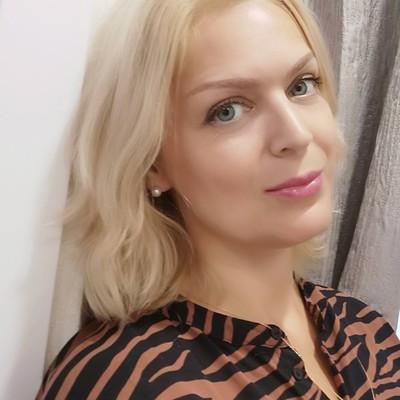 Элла Кривощекова