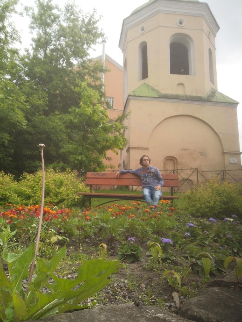 фото из альбома Миши Бортновского №13
