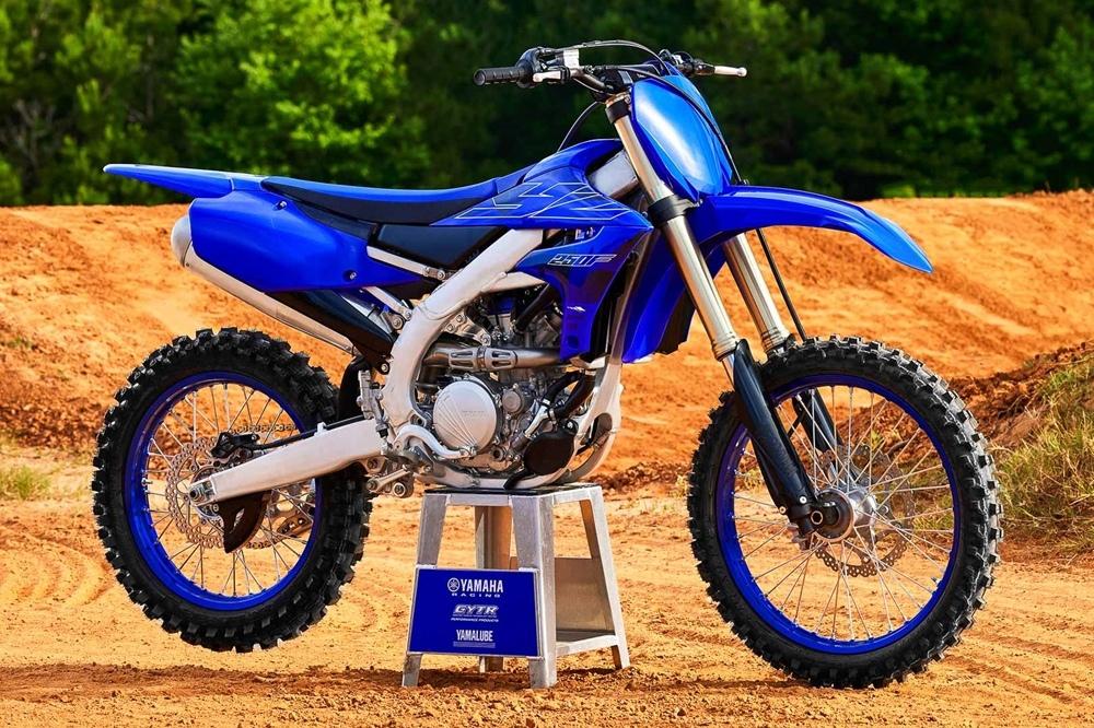 Кроссбайк  Yamaha YZ250F 2022
