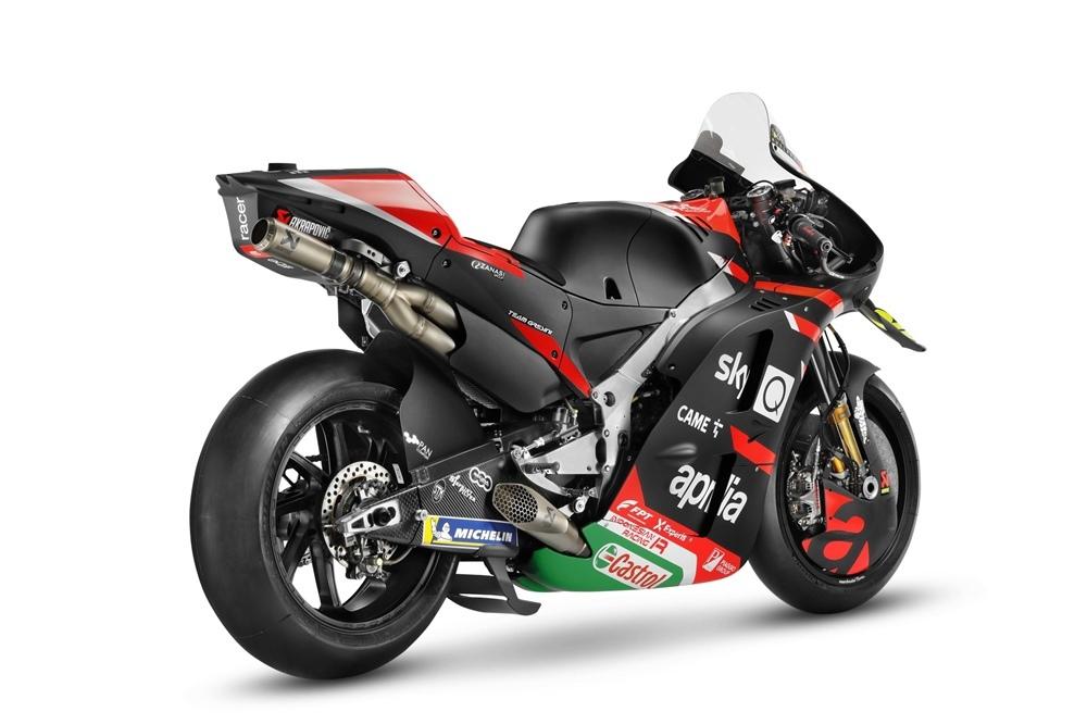 Прототип Aprilia RS-GP MotoGP 2021