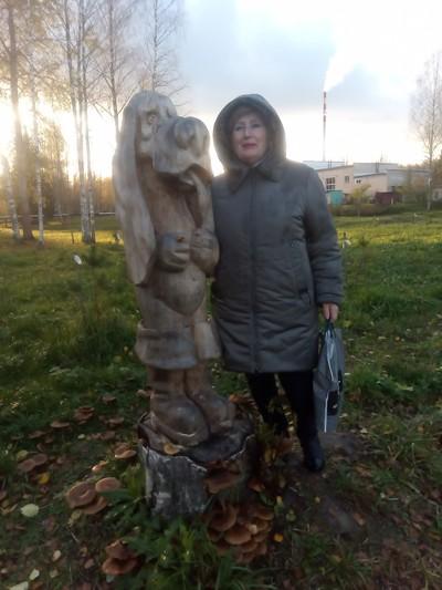 Ольга-Федоровна Синицына, Санкт-Петербург