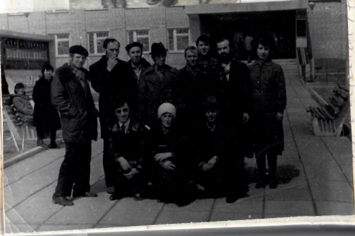 Специалисты из СССР