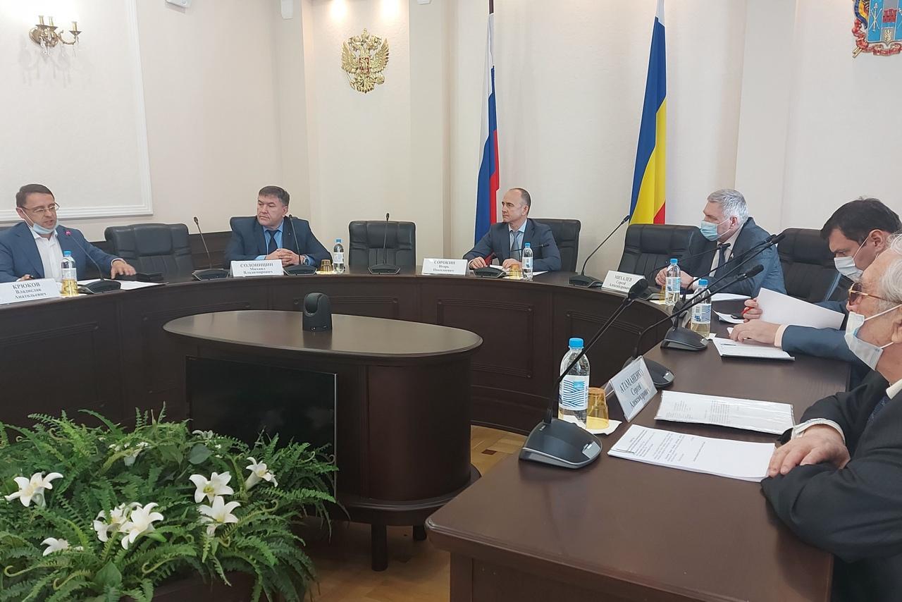 В 2021 году в Ростовской области капитально отремонтируют более 2000 многоквартирных домов