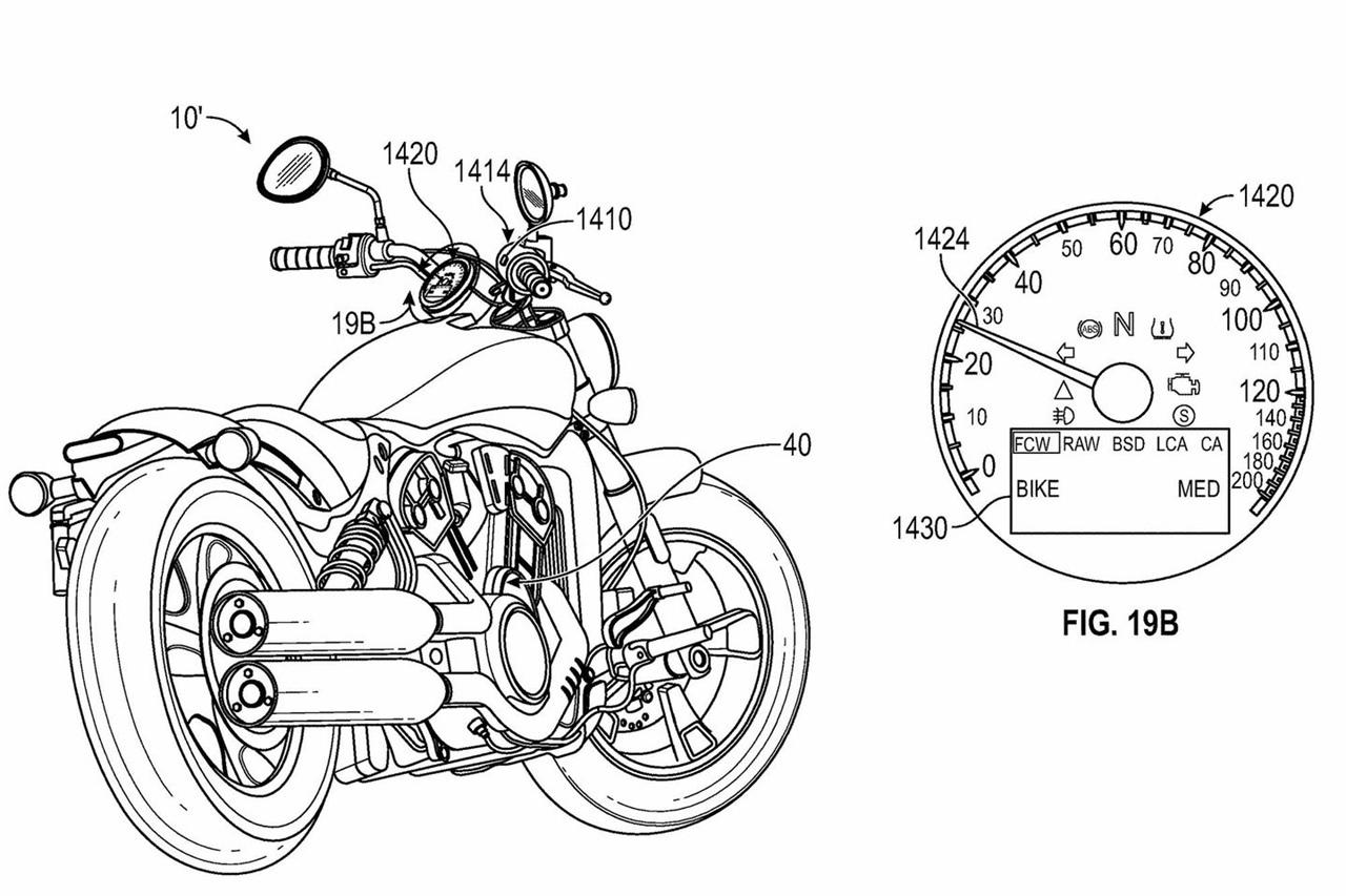 Компания Indian патентует умный радар