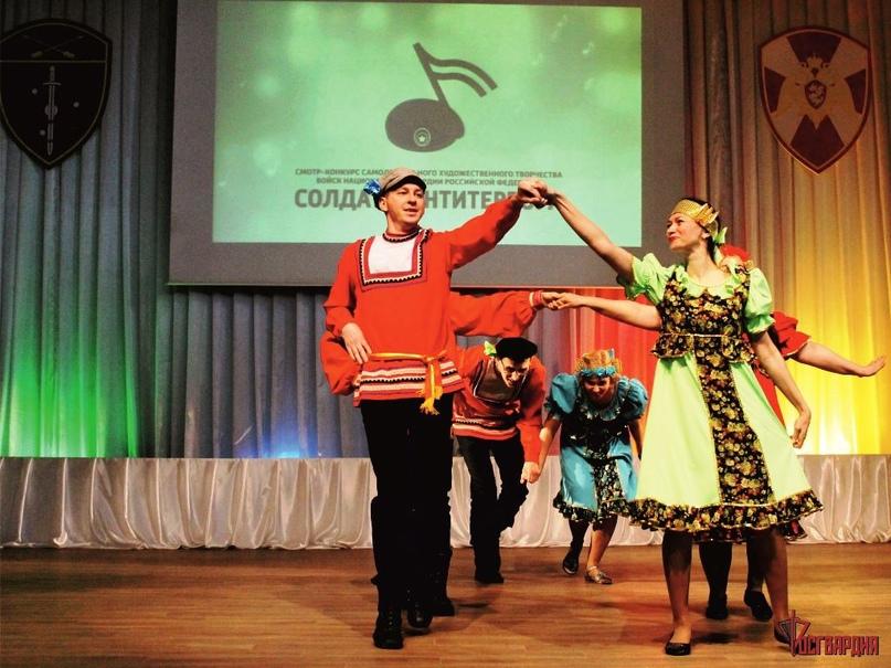 В Росгвардии Томской области прошёл второй этап смотра-конкурса художественной самодеятельности «Солдаты антитеррора», изображение №12