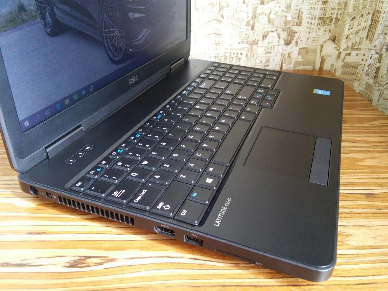 "Ноутбук DELL Latitude E5540 15,6""HD/ i3-4030u/ 4Gb DDR3/ SSD 128Gb/ АКБ 4 часа"