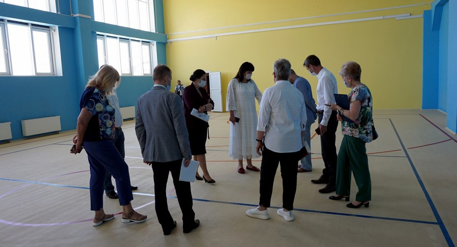 Депутаты Городской Думы Таганрога провели выездное заседание в школе №39
