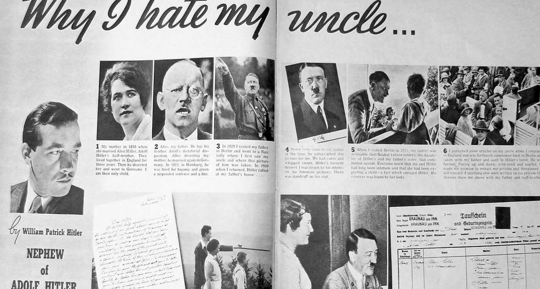 Статья о Гитлере