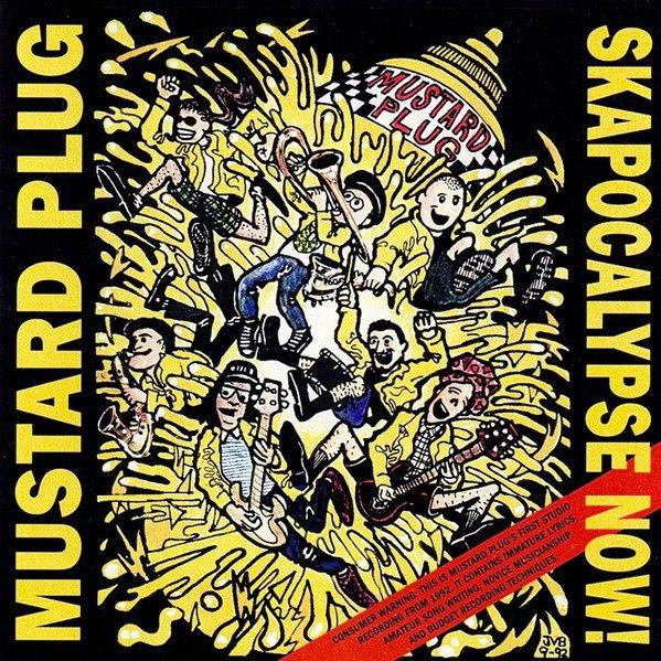 Mustard Plug album Skapocalypse Now!
