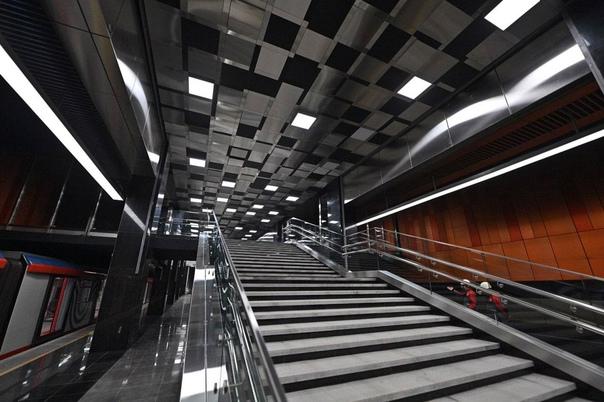 🚇 На новых станциях метро так красиво, что точно з...