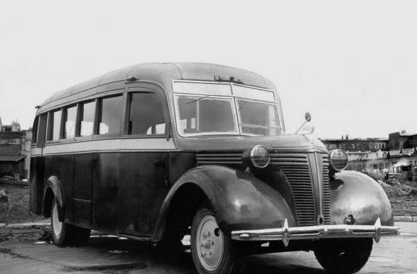 От ЗИСа до электробуса, изображение №8