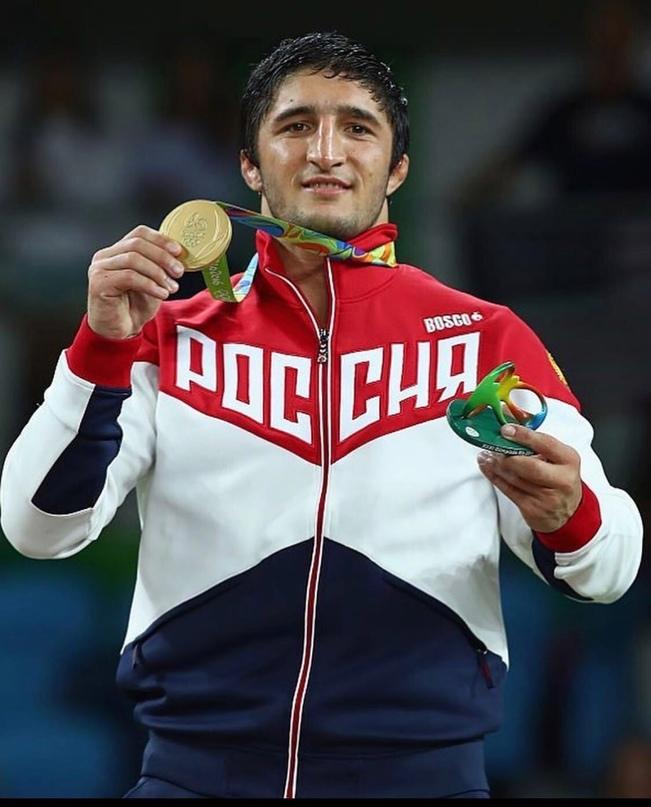 Абдулрашид Садулаев (97 кг) и Абасгаджи Магомедов (61 кг) представят Россию на ч...