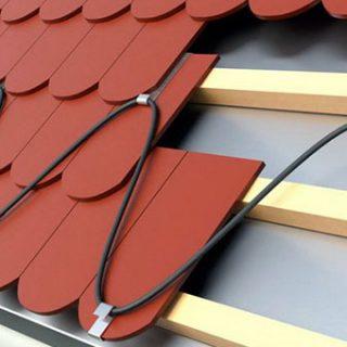 Обогреватель крыши