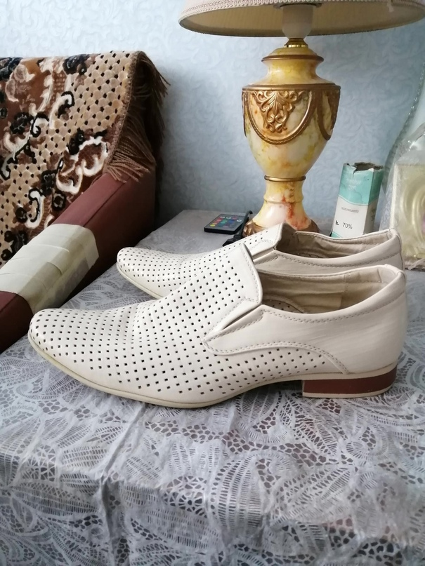 Мужские туфли, одеты 2 раза размер 42,в | Объявления Орска и Новотроицка №18386