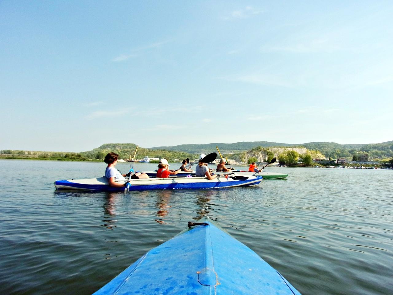Афиша Самара Сплав на байдарках по реке Сок, 10 мая