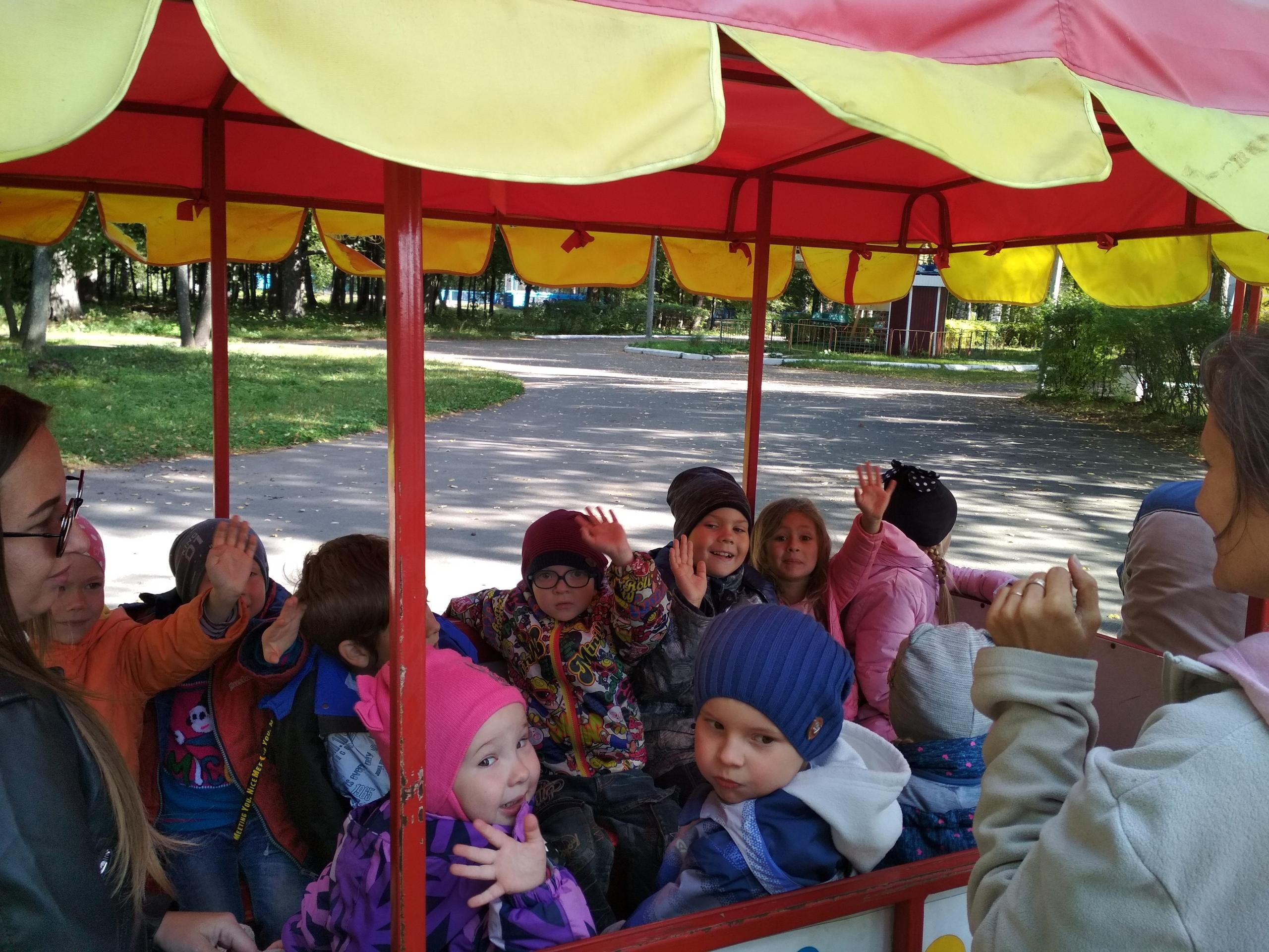 Бесплатные покатушки для детей, в рамках акции Культурная суббота состоялись в КЦ Можга!