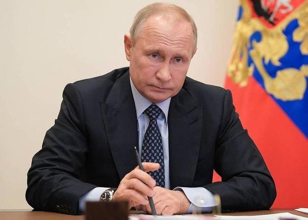 Путин призвал новую Госдуму «вытащить из бедности»...