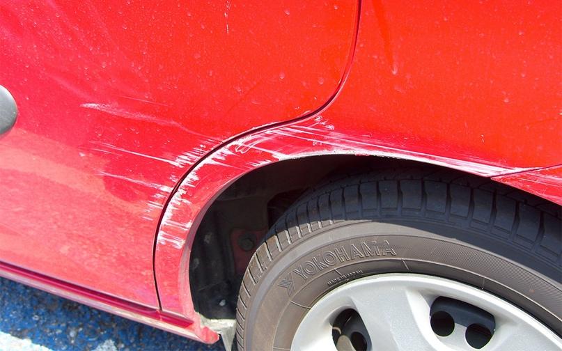 Что делать, если машину повредили во дворе. Инструкция, изображение №2