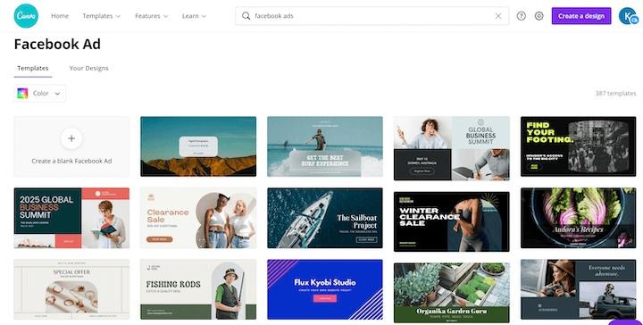 Как сделать профессиональный дизайн вашим рекламам в FB: 7 специальных инструментов, изображение №4