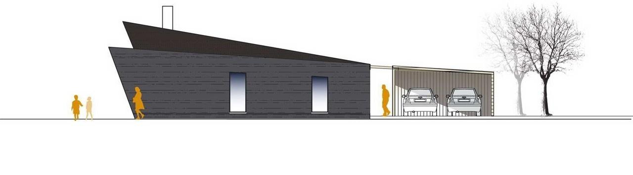 Пассивный дом в Дании