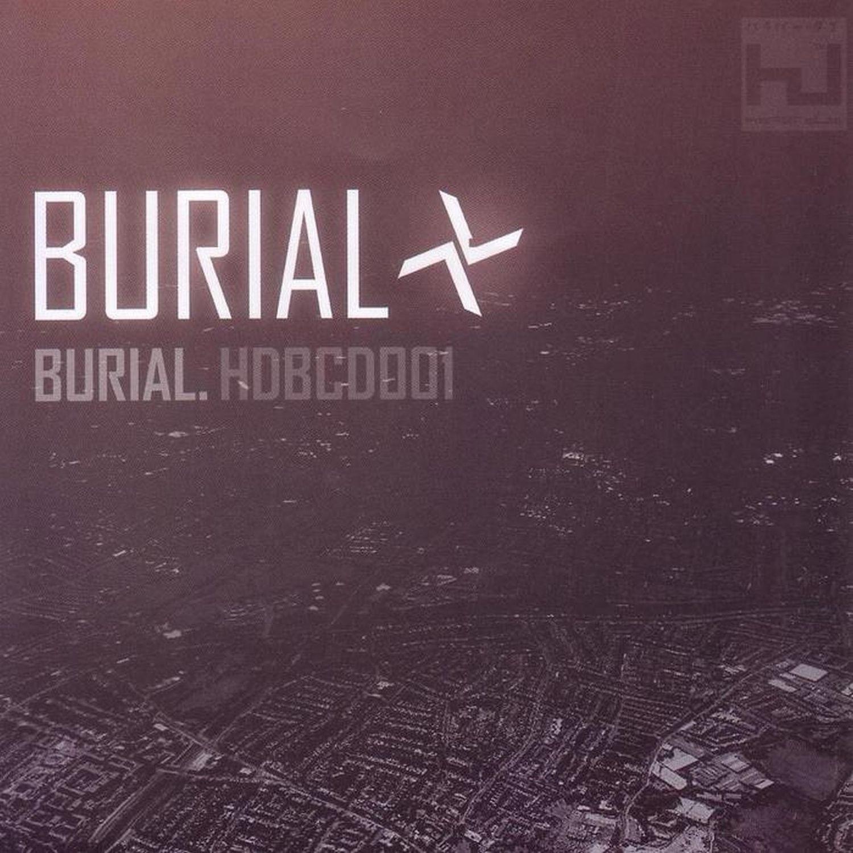 Burial album Burial