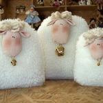Ах, ты, бедная овечка! — выкройка и идеи на год Овцы и не только