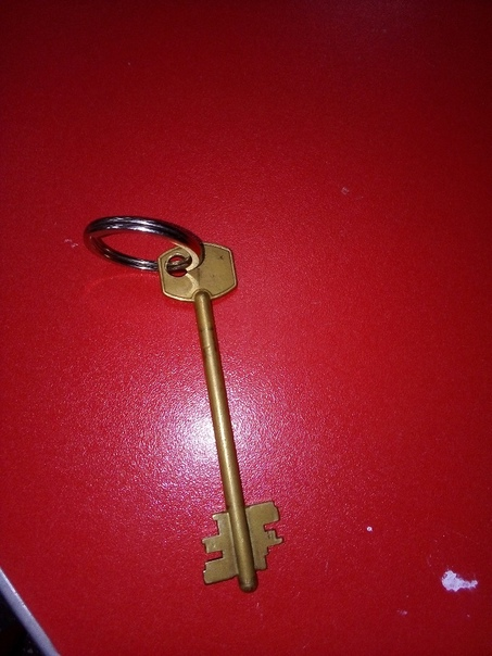 Найдены ключи в магазине