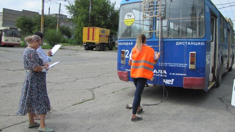 Конкурс профессионального мастерства среди водителей троллейбуса— 2021., изображение №27