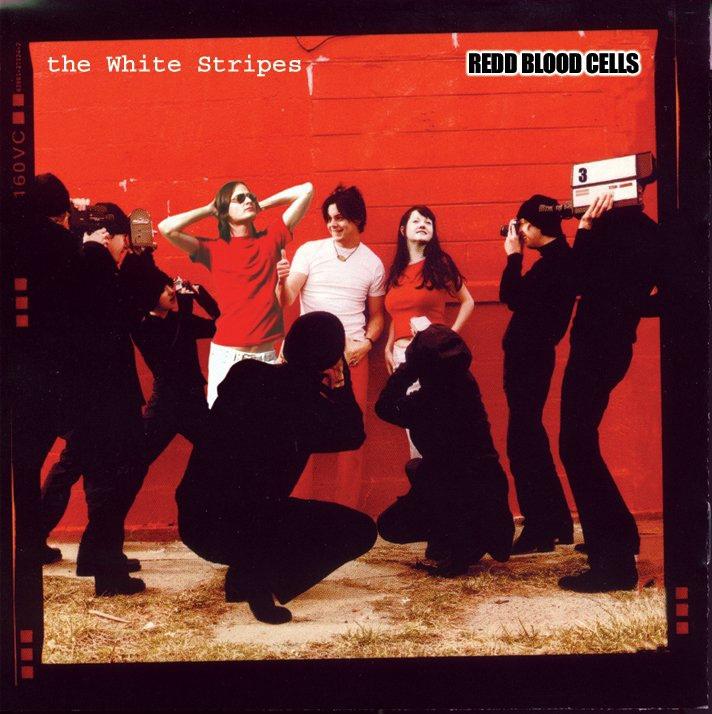 The White Stripes album Redd Blood Cells