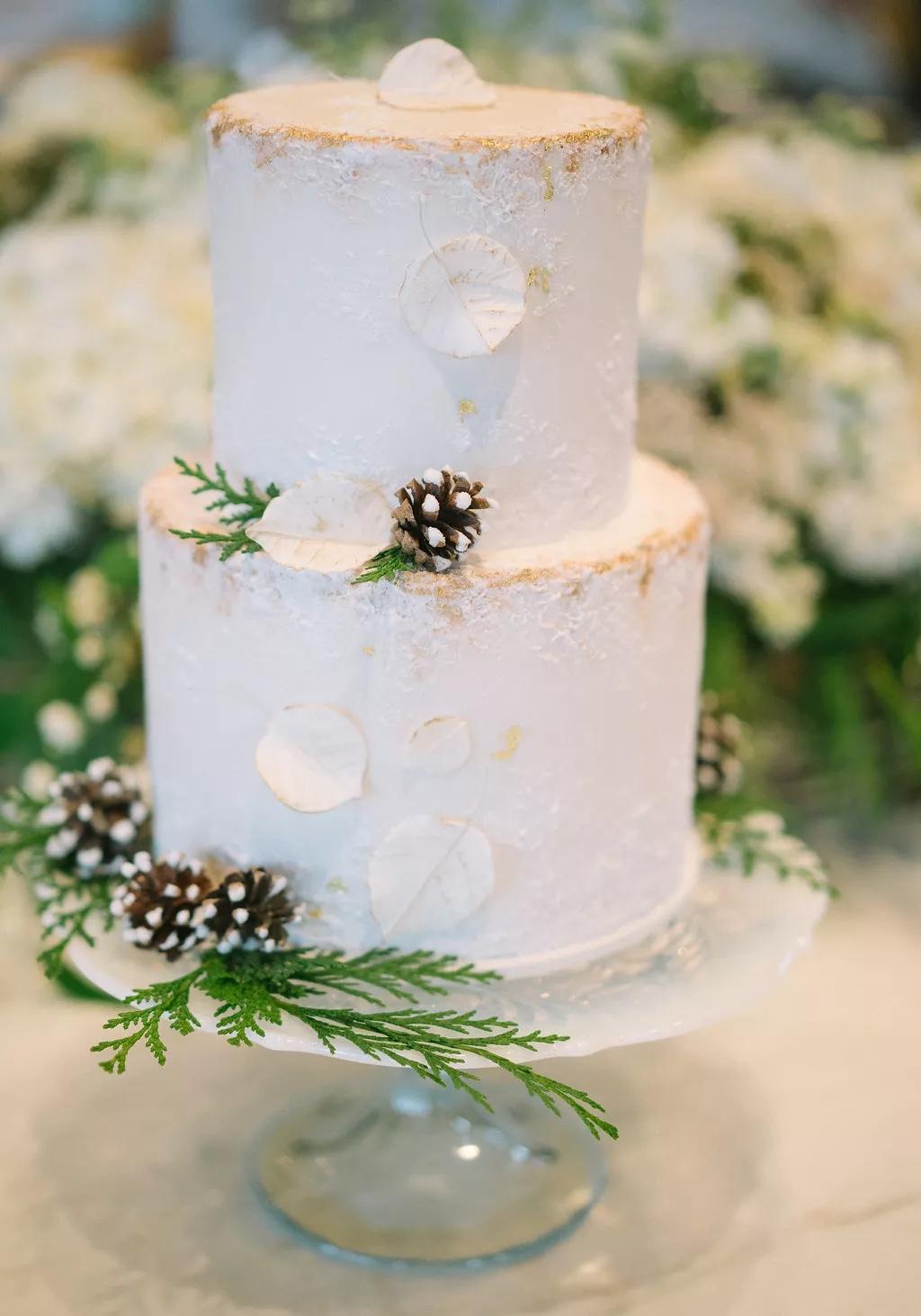BomO9qQJPNo - Свадьба в зимнем стиле