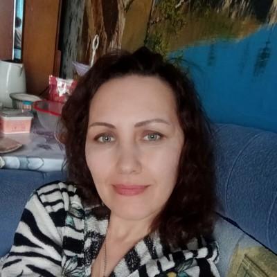 Oksana, 48, Belebey