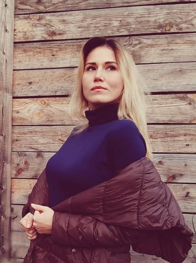 Анастасия Зарудная, Калуга