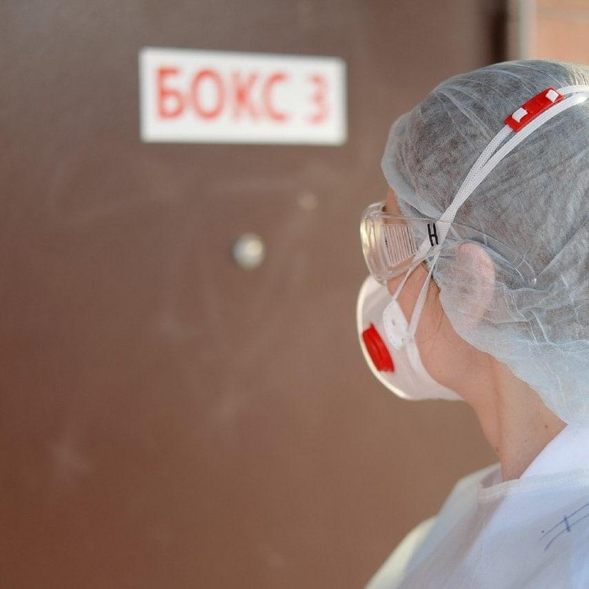 В ковидных госпиталях Кубани скончались 16 пациентов⠀У всех...