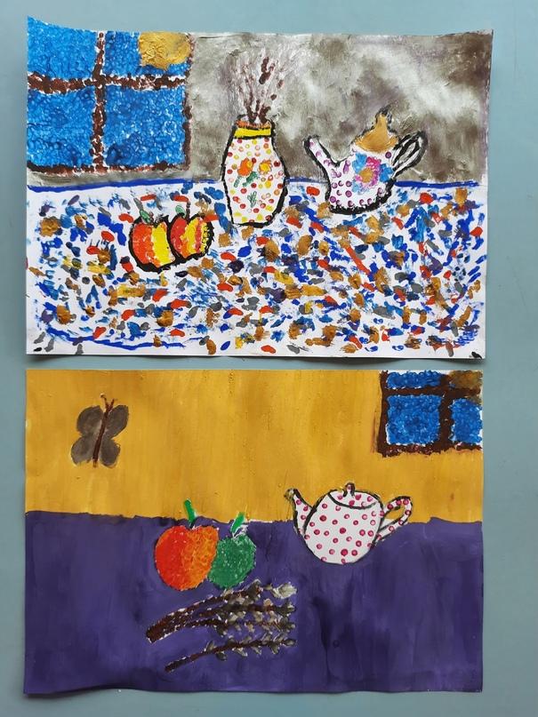 Детские рисунки PrKVRuskljE