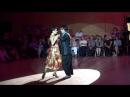 Moira et Gaston Tango Festival St Geniez d'Olt 2014