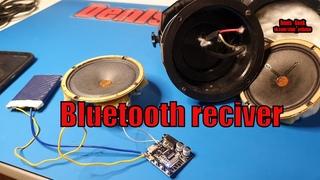 Плата блютуз аудио приемник Vhm 314 bluetooth audio receiver