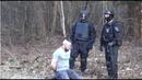 РАБОТАЕТ СОБР облава на сбытчиков оружия оперативная съёмка