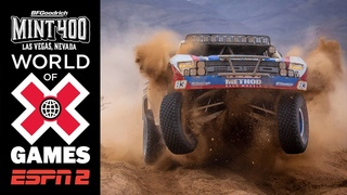 2020 BFGoodrich Tires Mint 400 World of X Games Television Show
