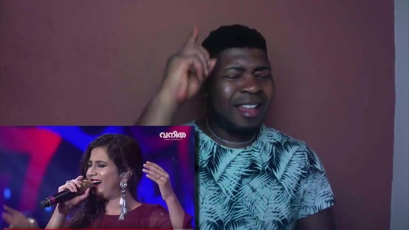 VOCAL COACH Reacts To SHREYA GHOSHAL ghoomar live performance at Vanitha Film Awards 2018