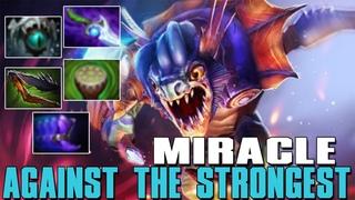 MIRACLE [Slark] Against the Strongest | Best Pro MMR - Dota 2