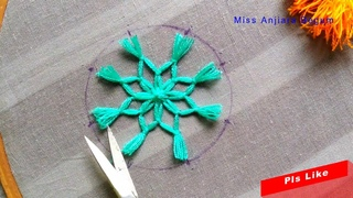 Stitching Idea for Embroidery,Embroidery Tips and Tricks,Hand Embroidery Craftsmanship-86, #Miss_A